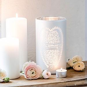 Majas Candle Holder För kärlekens skull