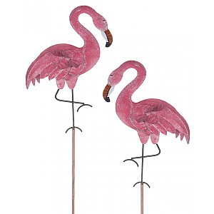 Flower Stick Flamingo