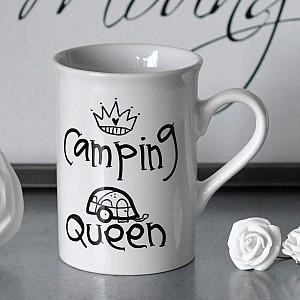 Mug Camping Queen