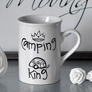Mug Camping King
