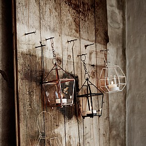 Small Hanging Lantern