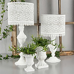 Candle Holder Lamp