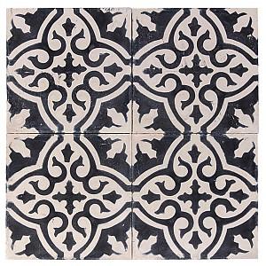 Moroccan Tile Chess per sqm