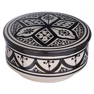 Moroccan Flat Bowl Safi Large