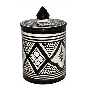 Moroccan Sugar Bowl Safi