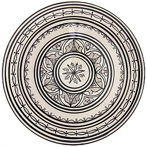 Moroccan Plate Tetouan