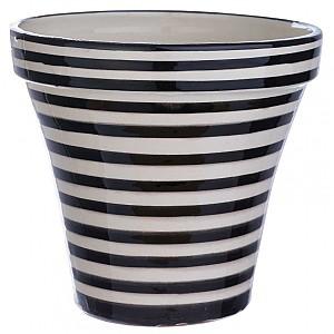 Moroccan Pot Striped Medium