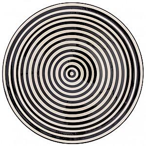 Moroccan Plate Striped