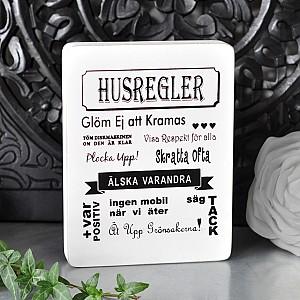 Standing Picture Husregler