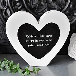 Standing Heart Kärleken