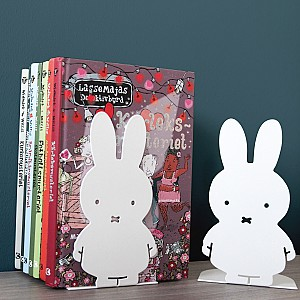 Bokstöd Miffy 2-pack