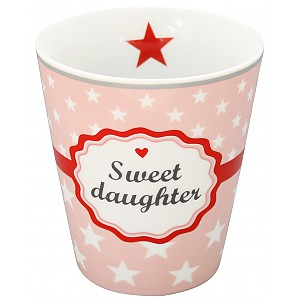 Happy Mug Sweet Daughter