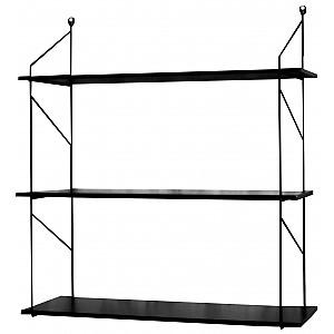Shelf Halltorp Black - Large