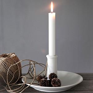 Candlestick Bondstorp - White