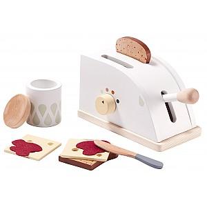 Kids Concept Toaster Set