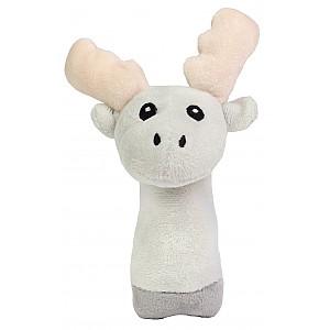 Kids Concept Comfort Hand Rattle Moose Edvin