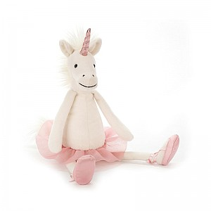Jellycat Dancing Darcey Unicorn