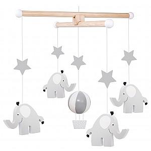 JaBaDaBaDo Baby Mobile Elephant
