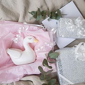 JaBaDaBaDo Nightlight Swan