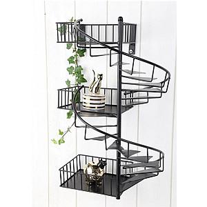 Balcony Shelf - Black