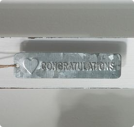 Tag Congratulations