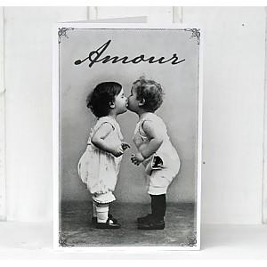 Dubbelt kort Amour