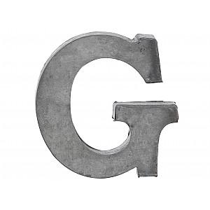 Zinkbokstav G