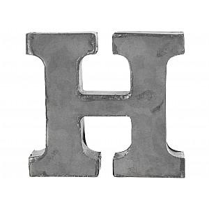 Zinkbokstav H