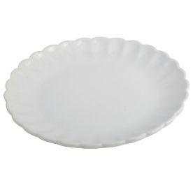 Plate Mynte - Pure White