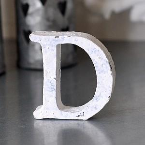 Bokstav D
