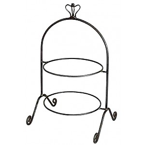 Plate Stand Crown