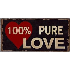 Magnet 100% Pure Love