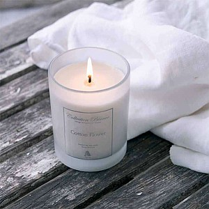 Scented Candle Cotton flower