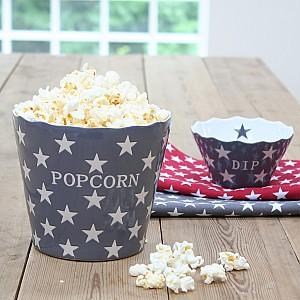 Popcorn Bowl Star