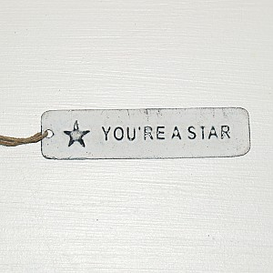 Tag You´re a star