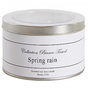 Scented Candle Spring rain