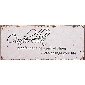 Tin Sign Cinderella proofs