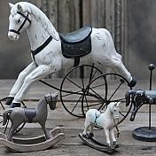 Rocking Horses & Horses