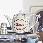 Happy Teapots