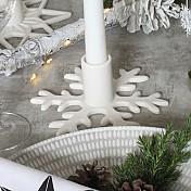 Xmas Candlesticks & Holders