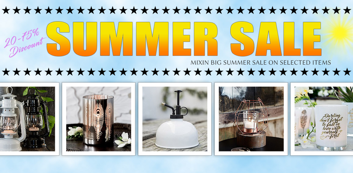 Mixin Summer Sale