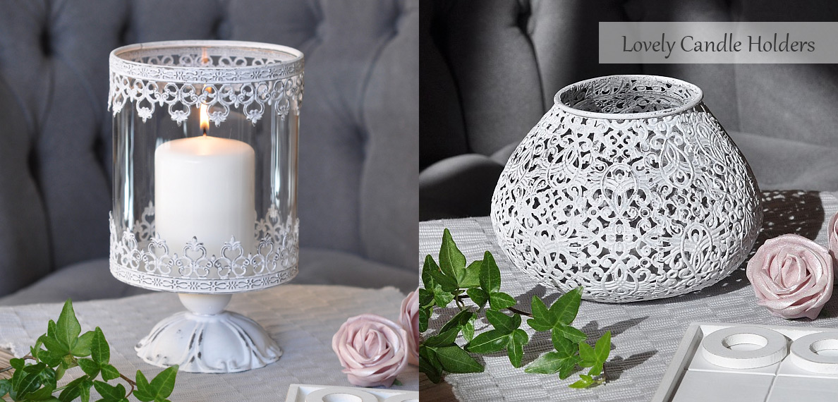 Lovely Candle holders