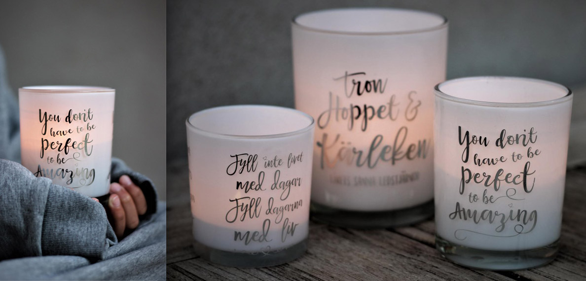 Majas Candle Holders